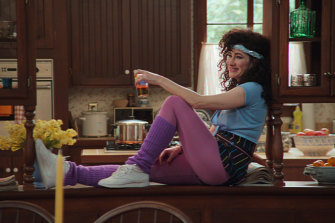 Kathryn Hahn was magnificent as Agnes in WandaVision, which has 23 nominations.